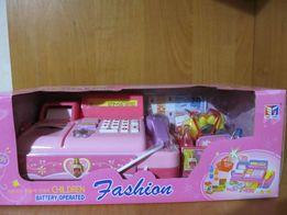 Детская касса с продуктами