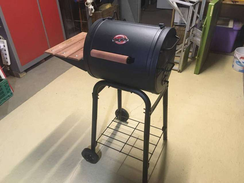 Char-Griller Patio Braai brand new 0