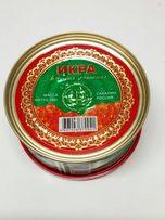 Красная Икра Зернистая Нивагропродукт ( Оригинал100%/Литография )