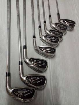 Taylormade Burner 2.0 irons for sale.