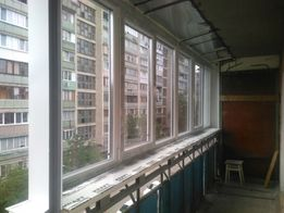 Окна,двери,балконы,вынос ,обшивка по на руже сайдингом