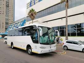 Luxury 30 seater Marcopolo bus for sale