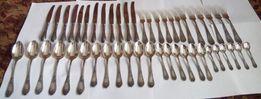 Столовые приборы (ложки,вилки,ножи) мельхиоровые - вместе или вразброс