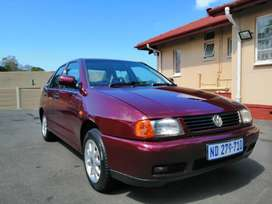 1997 Volkswagen Polo Classic 1.8i for sale [one owner]