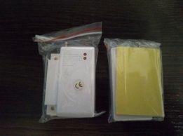 Беспроводные датчики двери/окна для GSM сигнализации
