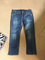 Mexx jeansy boyfriend vintage dziury oldschool wytarte top look