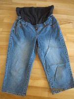 Джинсовые капри для беременных джинсові капрі для вагітних