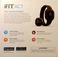 Фитнесс браслет iFit Act новий