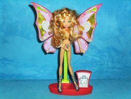 Winx Disney śpiewająca lalka barbie czarodziejka Flora świeci gra