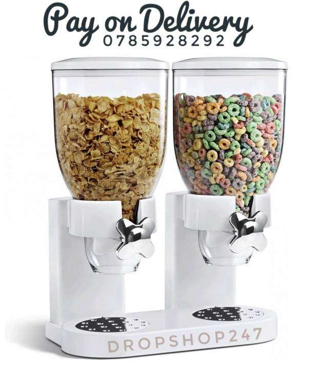 Cereal Dispenser 0
