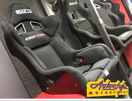 Sparco DRIFTING LF II Rally Seat, Genuine Sparco item, brand new  Seat