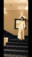 Suknia ślubna, kryształy Swarovskiego