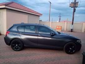 BMW 1 SERIES ,2013 MODEL ,1.8 ,FULL SERVICE HISTORY,NO FAULTS .