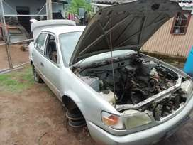 NEW AND USED TOYOTA SPARES CARS ONLY