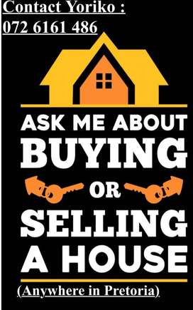 Want to buy and/or sell a house?