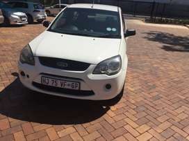 2014 Ford Ikon 1.6 sedan on sale for R70000 with 99000 km.
