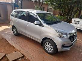 2019 toyota avanza 1.5 sx for sale