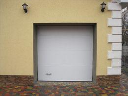 Секционные,гаражные ворота Alutech,DoorHan,Gant в Николаеве
