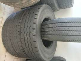 TRAILER TRUCK TYRES AVAILABLE