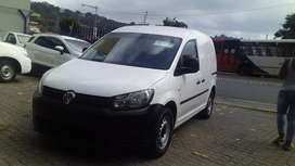 2015 Vw Caddy 2.0 manual