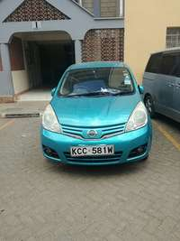 Nissan Note clean 0