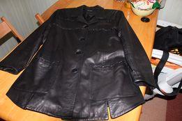 Шикарная кожаная куртка женская размер 44-46