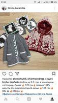Тёплые очаровательные кофты для девочек