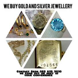 Selling your Gold jewellery? We buy gold