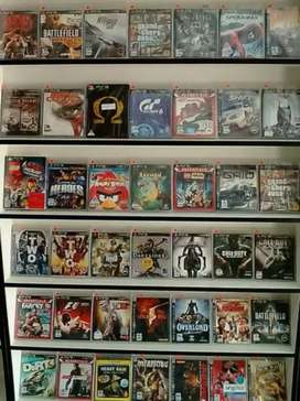 PS3 games from R79