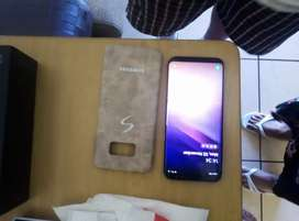 Samsung s8 plus cracked screen works perfect