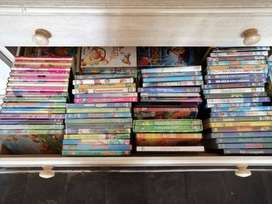 Animation and Kids DVD's