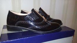 Продам турецкие туфельки весна-осень