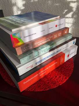 First year accounting textbooks