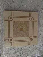 Остатки керамической плитки 20*20 на стены или пол. Обмен.