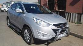 2013 Hyundai iX35 with Reverse Camera