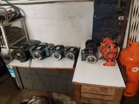 Motors for sale