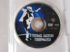 Michael Jackson: Moonwalker. See Pictures for more info. Musical DVD.