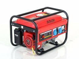 Генератор бензиновый Boxer 3,5 кВт (новый от магазина, гарантия 1 год)