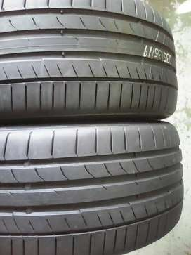 Two tyres size 235/35/19 continental normal now available