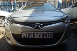 2013 #Hyundai #i20 1.4 Fluid #Hatch 90,000km Cloth Seats, LIBERTY AUTO