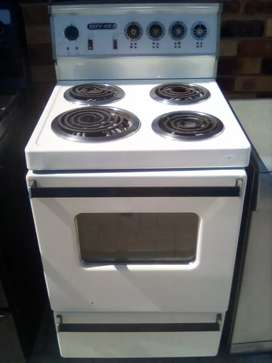 Defy 4 plate stove and oven