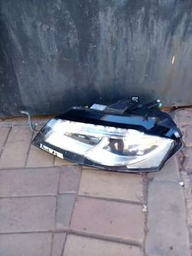 Audi A3 2010 headlight for sale