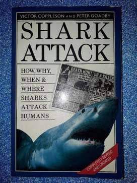 Shark Attack - Victor Coppleson And Peter Goadby - Sharks.