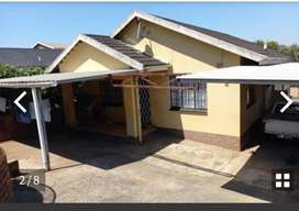 4 bedroom house to let R5500