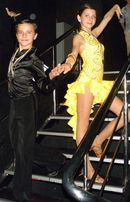 Платье для спортивно-бальных танцев (La)