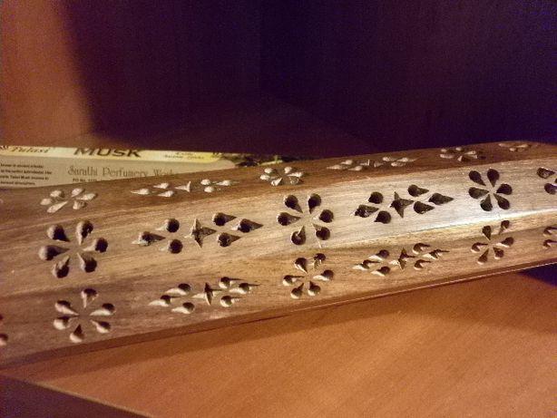 шкатулка из дерева для ароматерапии+ПоДаРоК!