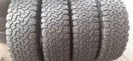 A set of bfgoodrich ko2 sizes 265/75/16 now available