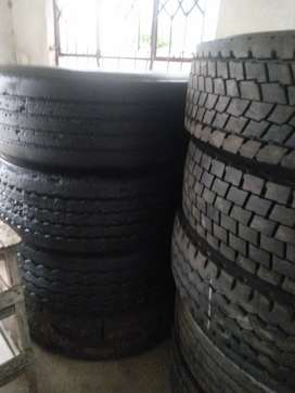 315/80R22.5 New retreads for R3200 vat incl and good 2nd tyres