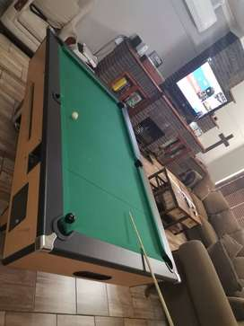 Pool Table with granite top