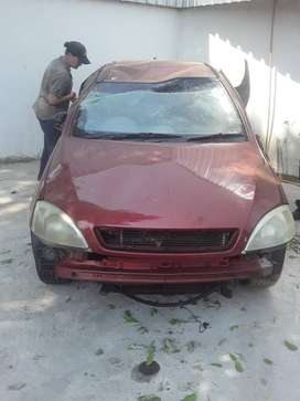 Opel Corsa Gamma stripping for used spare parts